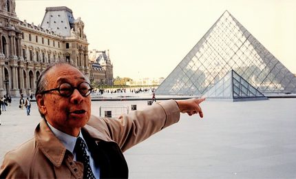 Morto architetto piramide Louvre Ieoh Ming Pei. Aveva 102 anni