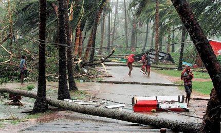India devastata dal ciclone Fani. Morti e allagamenti