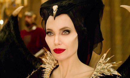 Angelina Jolie alla prima mondiale del nuovo Maleficent