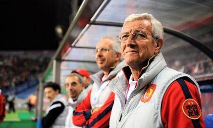 Marcello Lippi torna ct della Cina, obiettivo Qatar 2022