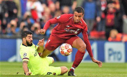 Il Liverpool ribalta il Barca, in finale vanno i 'Reds'