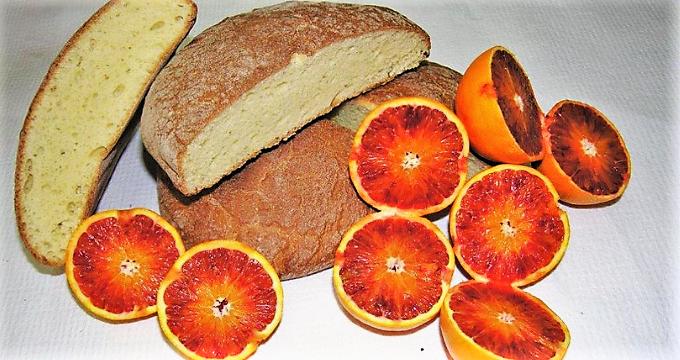 In arrivo il primo pane di grano arricchito con fibre di agrumi