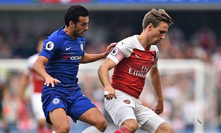 Chelsea e Arsenal, un passo verso la finale