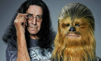 Morto a 74 anni Peter Mayhew, Chewbecca in Star Wars