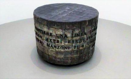 Piero Manzoni a New York, materiali e linee come lezione radicale