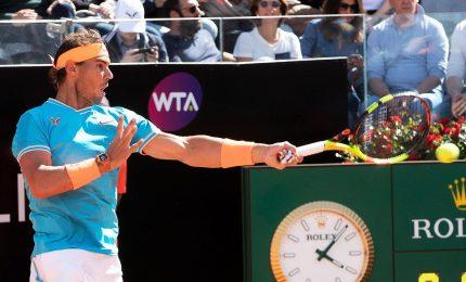 Federer ko, Nadal primo finalista del Roland Garros