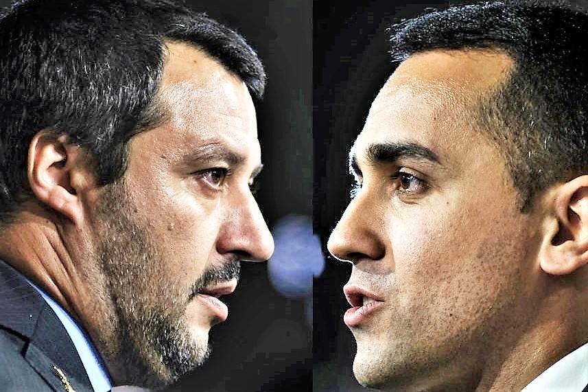 """No allo sbarco dei migranti della Gregoretti, Salvini chiama in causa il governo. Di Maio replica: """"Ha sempre detto di volersi fare processare…"""""""