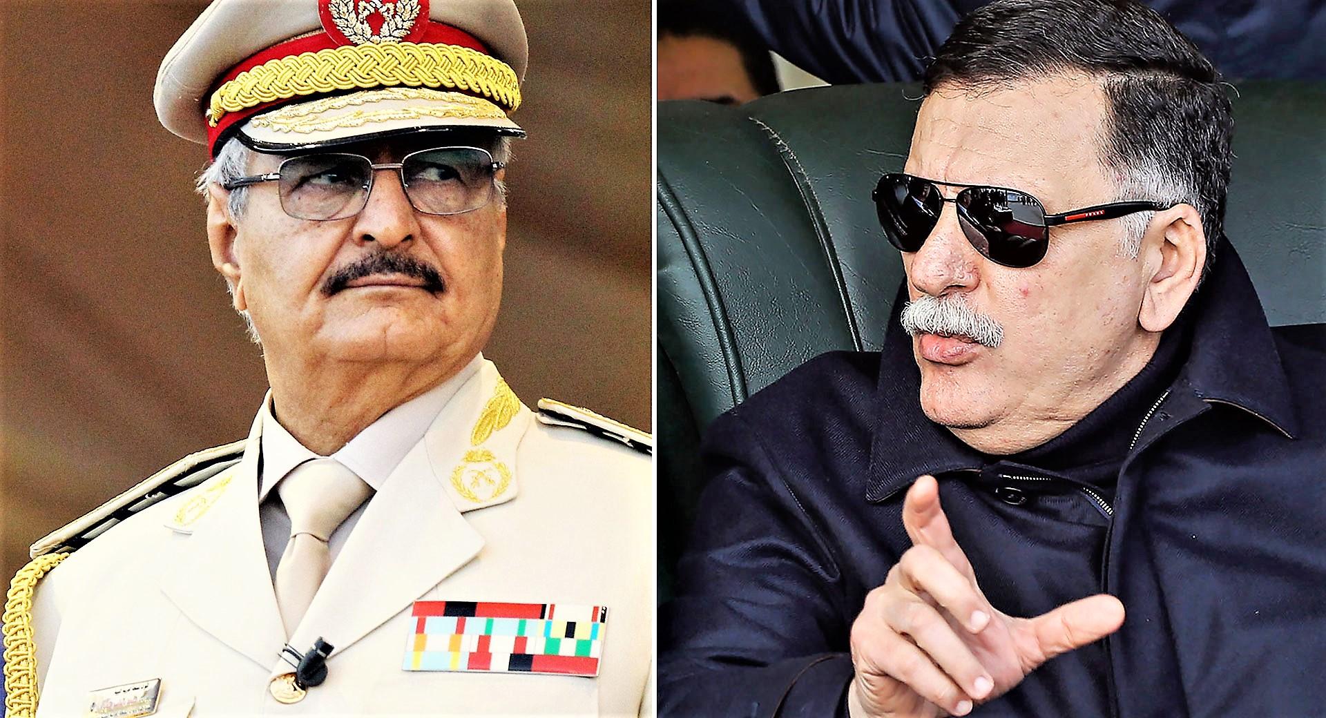 Anche durante Ramadam continua battaglia per Tripoli. Serraj da Conte