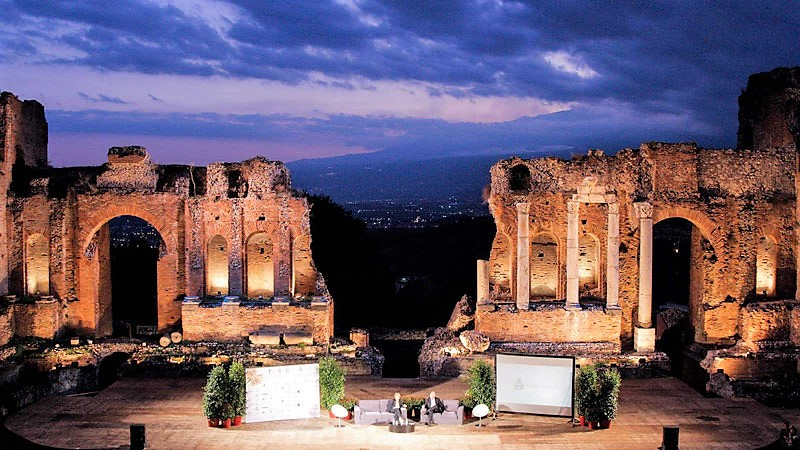 A Taormina torna il Taobuk, dal 21 al 35 giugno