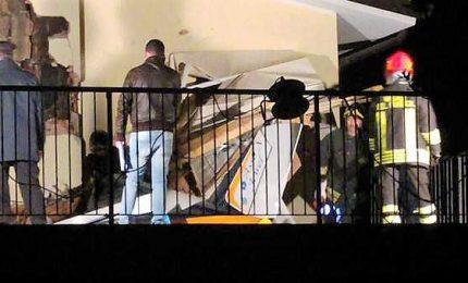 Ultraleggero in picchiata su casa, due morti nel Trevigiano