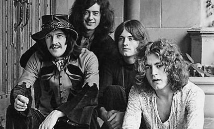 Un documentario sui Led Zeppelin al Festival di Cannes