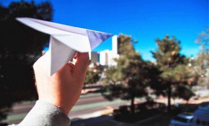 A Salisburgo le finali mondiali degli aeroplanini di carta