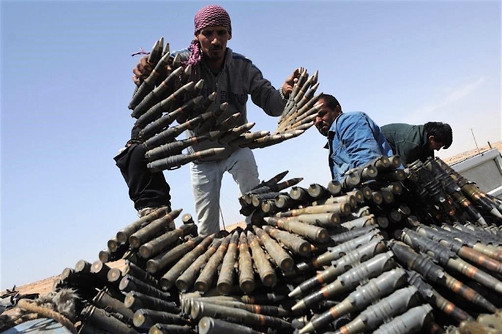 Guterres, embargo su armi per fermare il conflitto in Libia