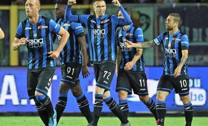 Inarrestabile Atalanta, 2-1 contro il Genoa