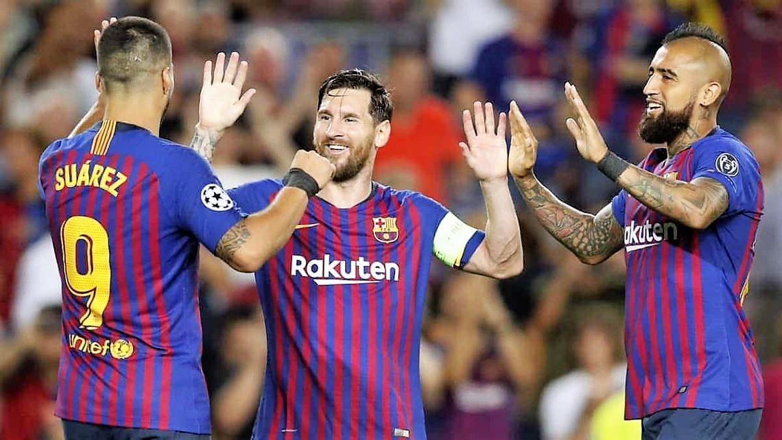 Spagna, sette positivi del Barcellona al Covid 19