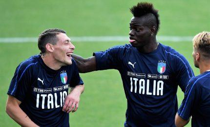 Azzurri verso Euro 2020, torna Belotti non Balotelli