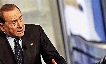 """Berlusconi: """"Ho avuto paura"""". E su Europee: voti a Fi anche per nuovo governo Italia"""