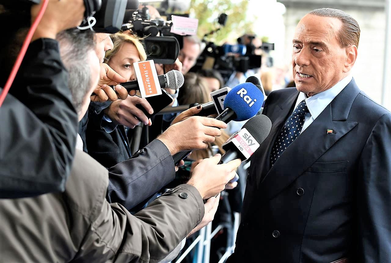 Berlusconi: FI lavora a nuova casa comune centrodestra con tutti. Salvini, presto vedrò il Cav