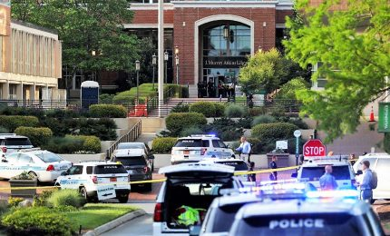 Spari in campus università North Carolina, 2 morti