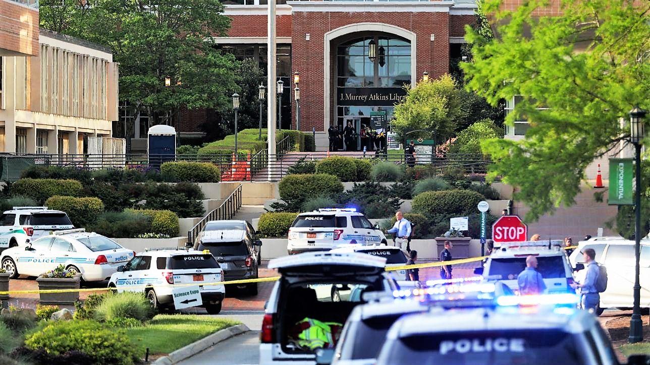 Spari in campus università North Carolina, 2 morti