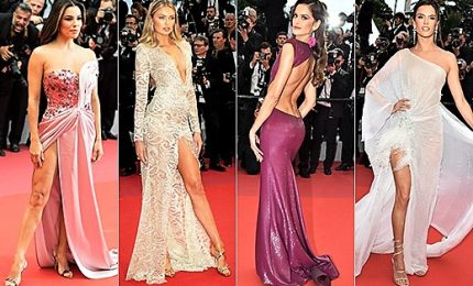 Red carpet di Cannes: Selena Gomez, Tilda Swinton e le altre star