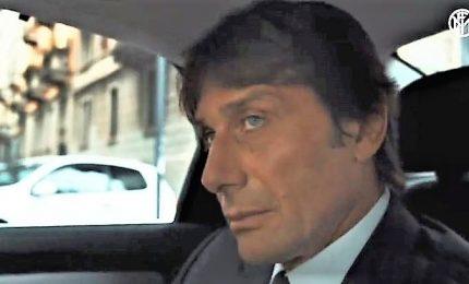 """L'Inter dà il benvenuto a Conte con un video. E lui: """"Inizia un nuovo capitolo della mia vita"""""""