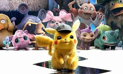 """Pokémon Detective Pikachu"", l'anteprima del film di Letterman"