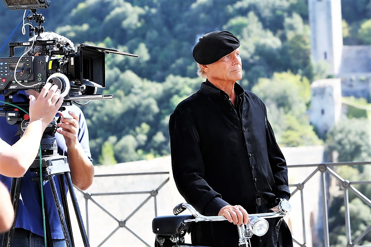 Don Matteo compie 20 anni, via alle riprese con Terence Hill
