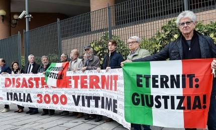 Eternit, Schmdheiny condannato a 4 anni. Difesa, sentenza va contro giurisprudenza