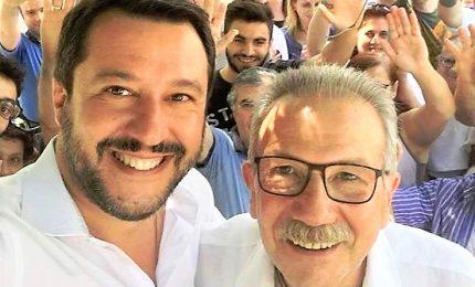 """Arrestato sindaco leghista di Legnano. Salvini: """"Non commento, fiducia nei miei e nelle indagini"""