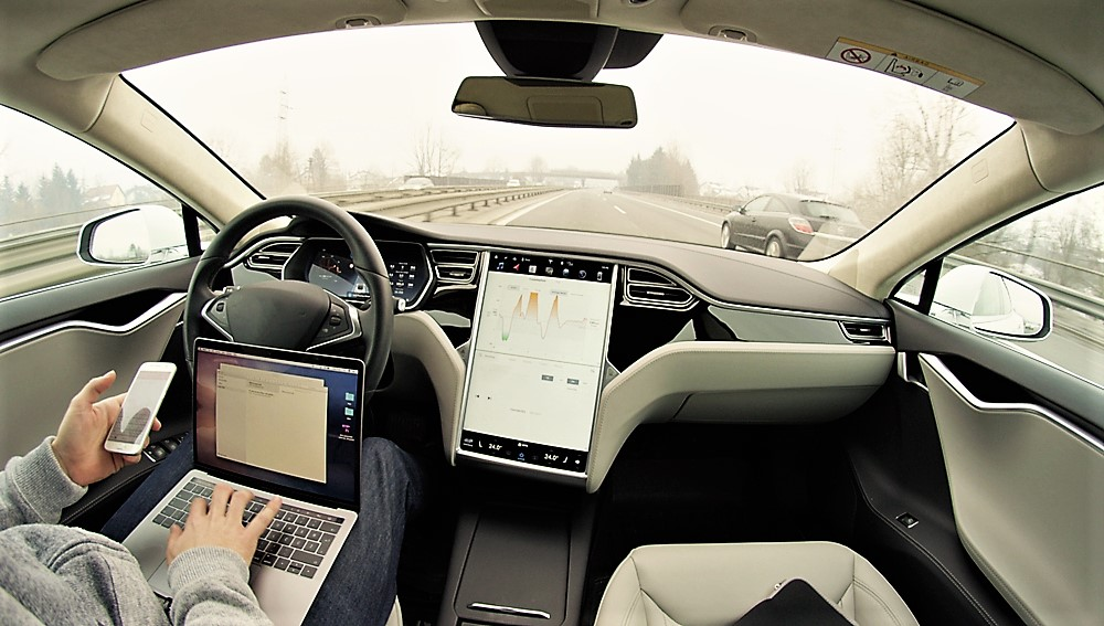 Mit rilascia prima autorizzazione a guida autonoma su strada