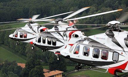 Gli elicotteri Vip britannici parlano italiano grazie a Leonardo