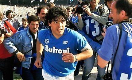 A settembre nei cinema italiani un docu-film su Diego Maradona