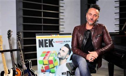 Nuovo album di inediti per Nek e tante novità in arrivo