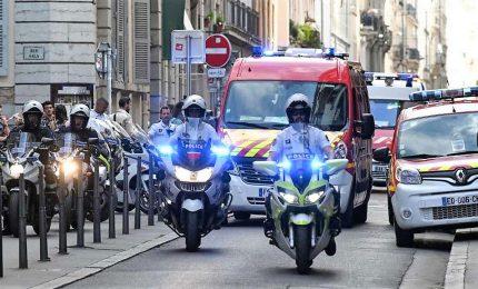 Esplosione a Lione, fermato un 24enne algerino