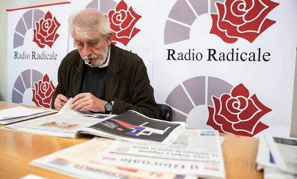 Nuovo appello per Radio Radicale: lasciate accesa la speranza