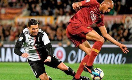 Roma batte 2-0 la Juventus e spera ancora in posto Champions
