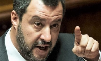 Open Arms, Tribunale accusa Salvini: plurimo sequestro di persona