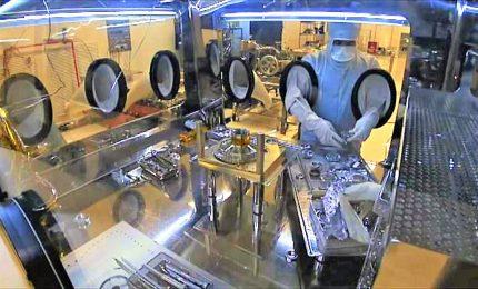 Exomars2020, pronto il laboratorio che studierà il suolo di Marte