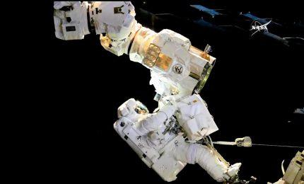 Passeggiata sull'Iss dei cosmonauti Kononenko e Ovchinin