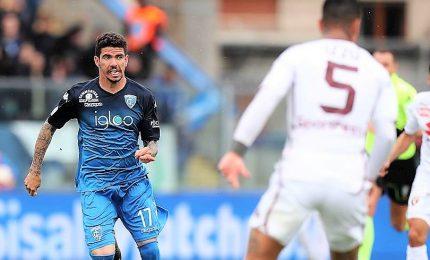 L'Empoli travolge il Torino, per salvezza ora è bagarre