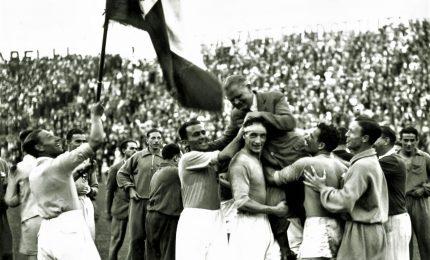 85 anni fa primo Mondiale vinto da Italia...grazie a Mussolini