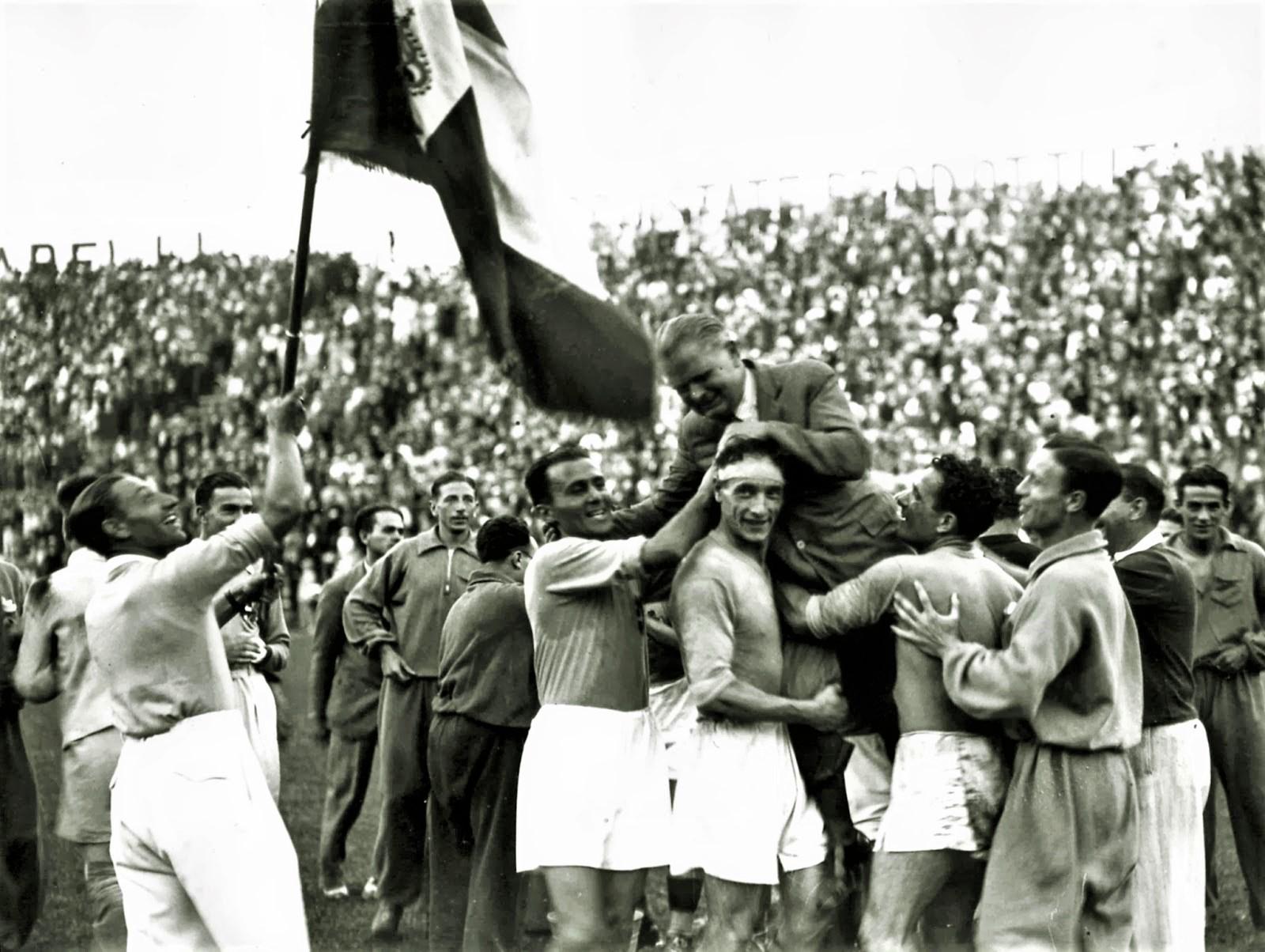 85 anni fa primo Mondiale vinto da Italia…grazie a Mussolini