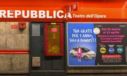 Metro Roma, riapre finalmente Repubblica