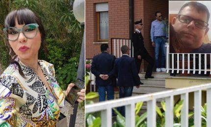 Femminicidio a Cisterna, marito vittima l'ha uccisa con un martello