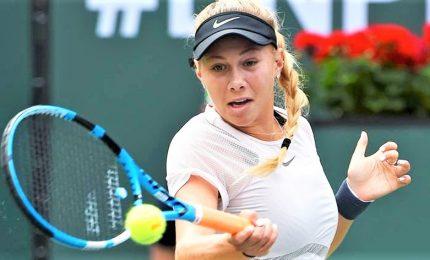 Ronald Garros, Amanda la prima 2000 in una semifinale Slam