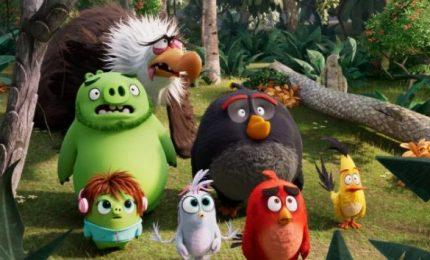 """Dal 12 settembre in sala """"Angry Birds 2"""", nemici diventano amici"""
