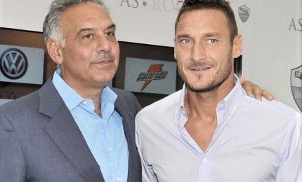 Pallotta scommette su Totti: si prenda tempo per decidere