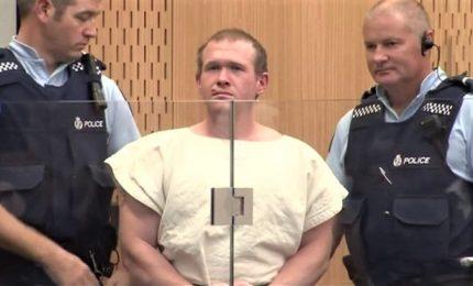 Strage di Christchurch, Tarrant si dichiara innocente