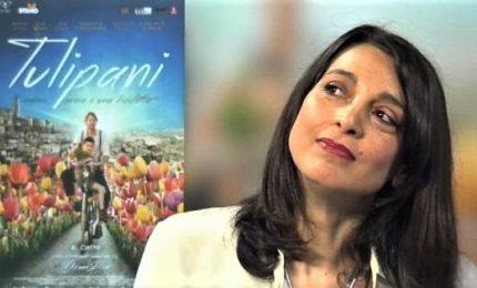"""Donatella Finocchiaro in """"Tulipani"""": un fantasy tra fiori e mafia"""